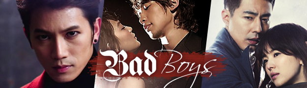 Programmation spéciale St Valentin : Meet the Bad Boys
