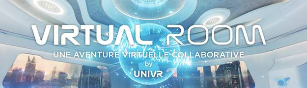 Virtual Room Paris, l'escape game en réalité virtuel !