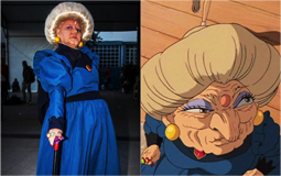 Secret de popularité à 50 ans : COSPLAY !