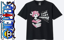 Nouvelle collection de t-shirts de One Piece