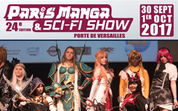 Le Cosplay à Paris Manga