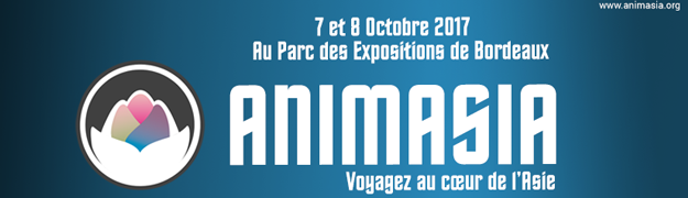 ANIMASIA – Bordeaux – 13eme Edition