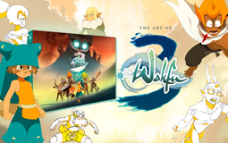 The Art Of Wakfu Saison 03