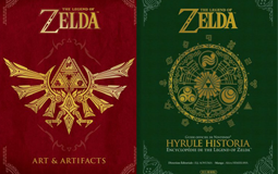 Sélection cadeau lecture : THE LEGEND OF ZELDA