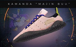 Adidas en collaboration avec Dragon Ball