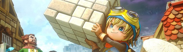Dragon Quest Builders sur Switch