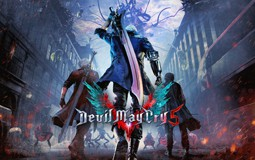ANNONCE E3 - DEVIL MAY CRY 5
