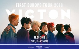 VICTION First Europe Tour 2018