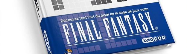 L'art du pixel dans final fantasy