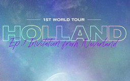HOLLAND - 1st WORLD TOUR EP.1