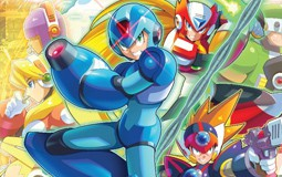 Mega Man X 1-8 The Collection