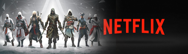 Ubisoft en discussion avec Netflix pour une série Assassin's Creed