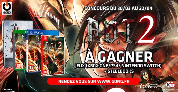 CONCOURS A.O.T. 2