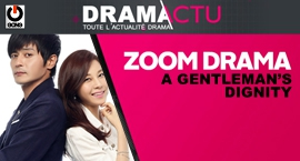 [GONG] DRAMA ACTU – ZOOM DRAMA – A GENTLEMAN'S DIGNITY