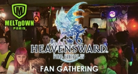 [FOCUS] Fan Gathering final Fantasy XIV au Meltdown Bar